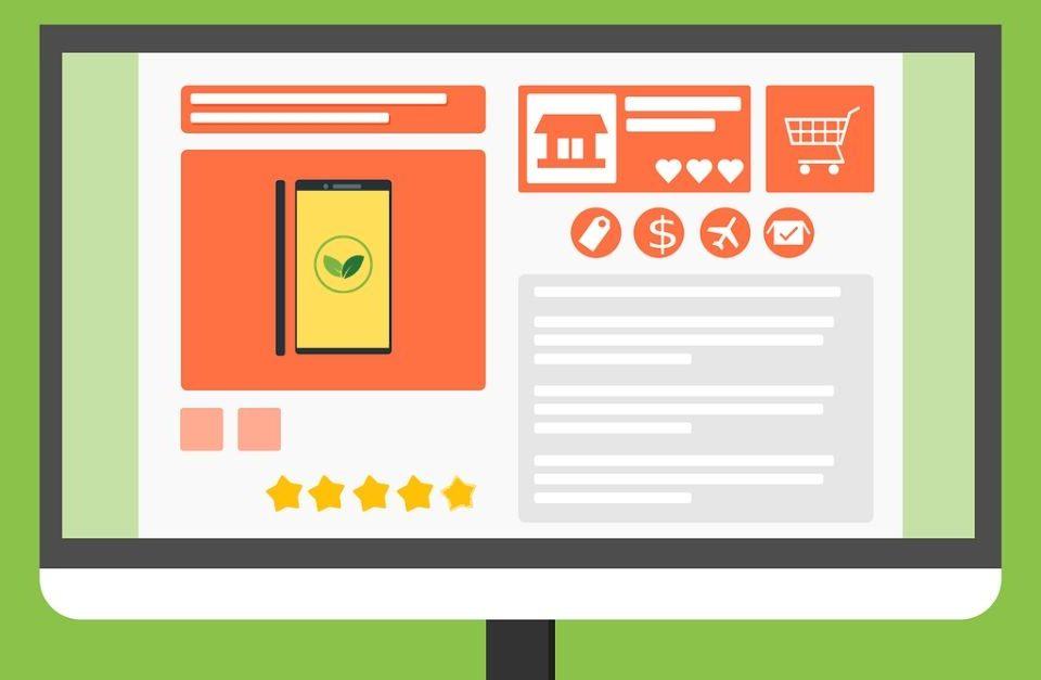 loja virtual sustentável