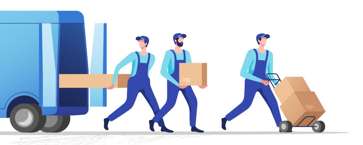 Rotas de entregas eficientes